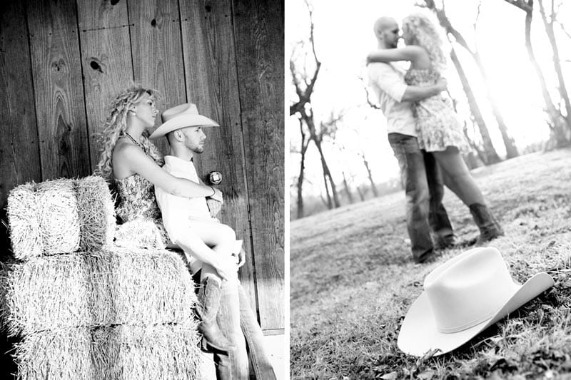 Engagement Session And Proposal In Fort Worth Stockyards 06