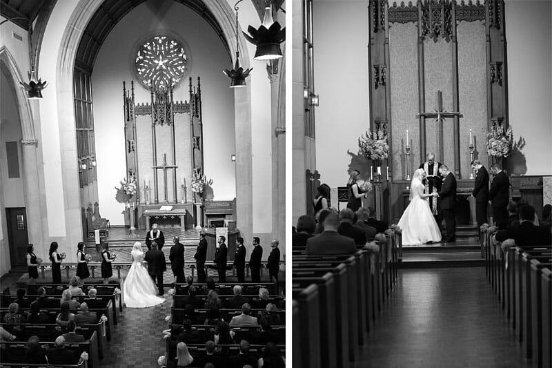 Heidi And Chris Wedding At Cox Chapel Smu 10