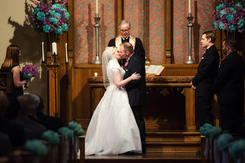 Heidi And Chris Wedding At Cox Chapel Smu 11