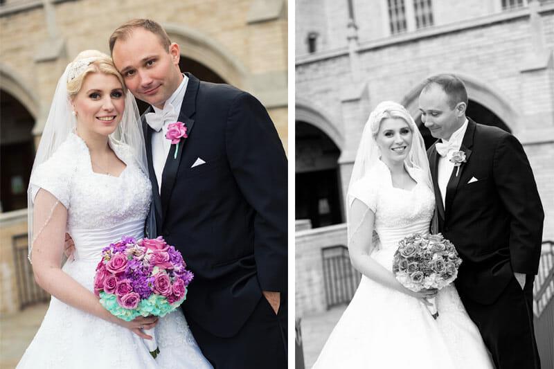 Heidi And Chris Wedding At Cox Chapel Smu 13