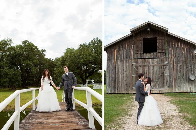 Christina And Darryl Albany Plantation Wedding 29