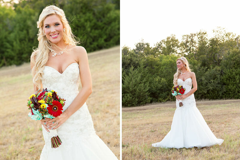 Kristen And Wes Stone Canyon Ranch Wedding 14