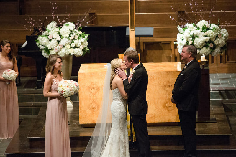 Natalie And Eric Wedding At University Park Methodist 21