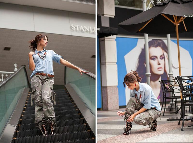 Paris Inspired Fashion Shoot In Dallas 07