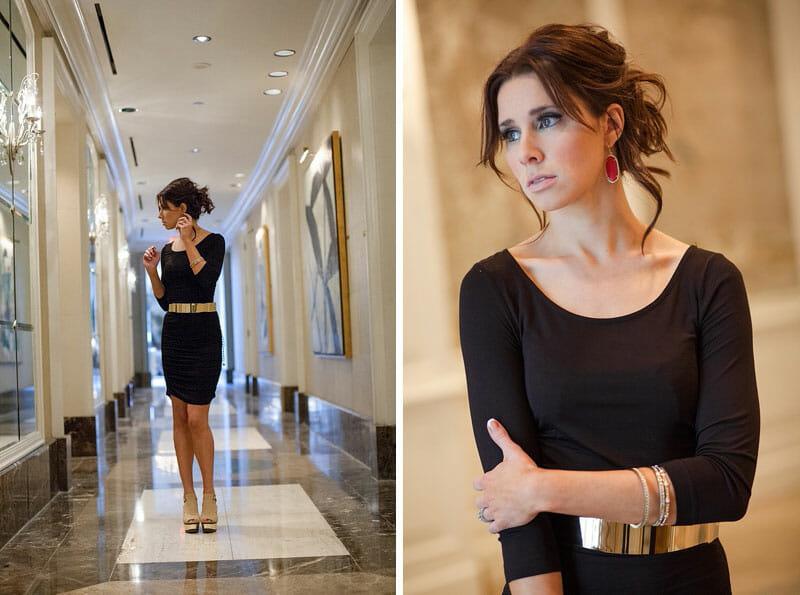 Paris Inspired Fashion Shoot In Dallas 13