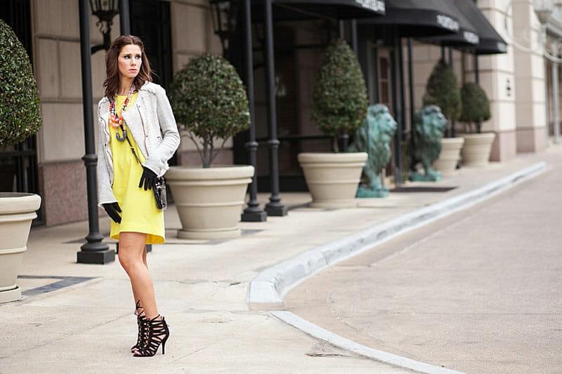 Paris Inspired Fashion Shoot In Dallas 16