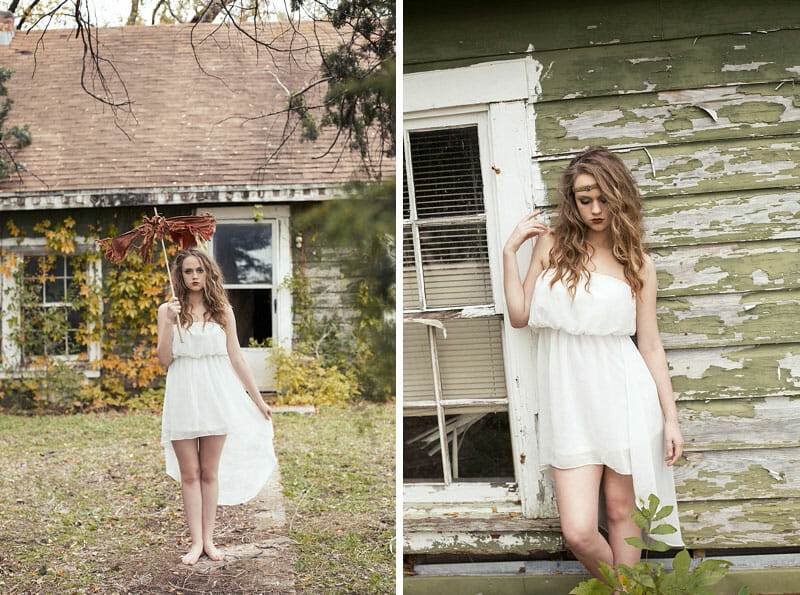 Surreal And Glamorous Senior Pictures 04