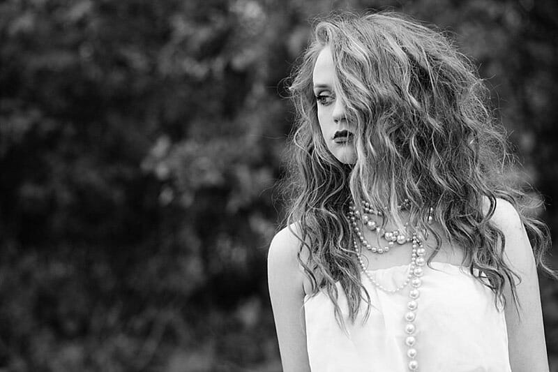Surreal And Glamorous Senior Pictures 13