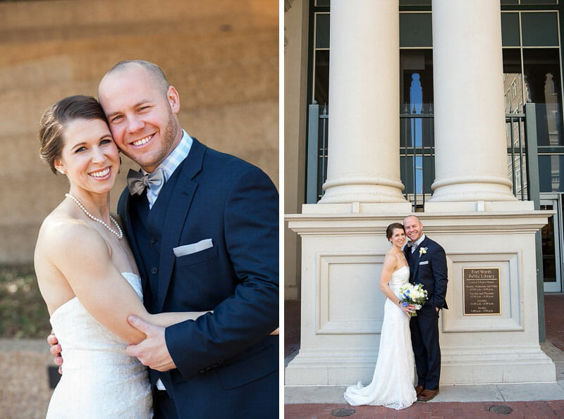 Fort Worth Library Wedding And Reata Reception 15