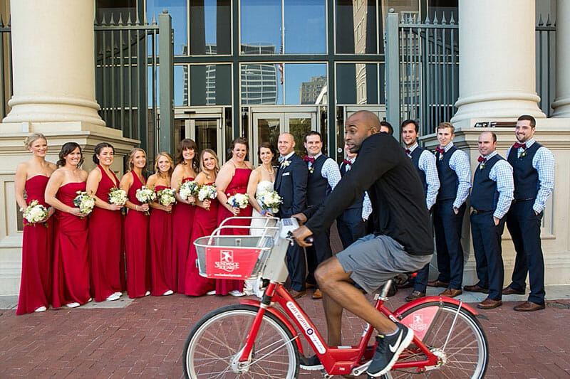 Fort Worth Library Wedding And Reata Reception 16