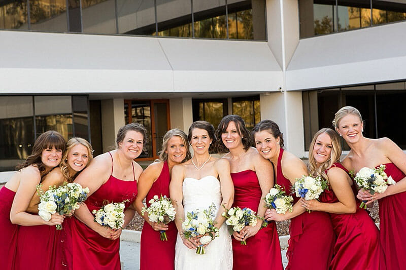 Fort Worth Library Wedding And Reata Reception 22
