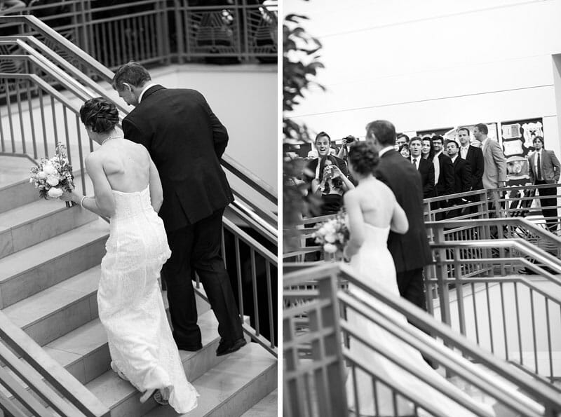 Fort Worth Library Wedding And Reata Reception 26