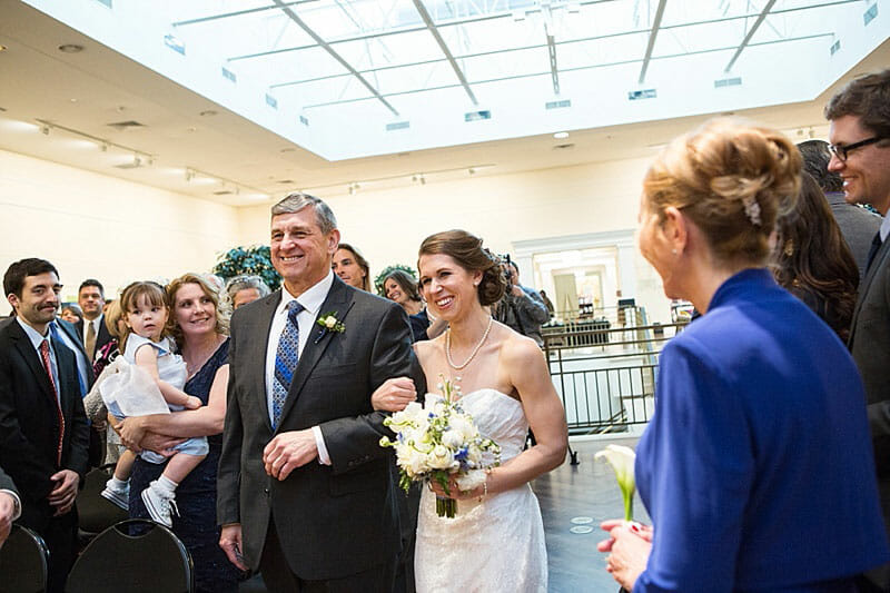 Fort Worth Library Wedding And Reata Reception 27