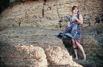 Senior Pictures At Rock Ledge Park Grapevine Texas 001