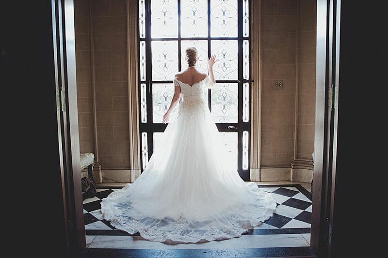 Bridal Portraits At Aldredge House Dallas 01