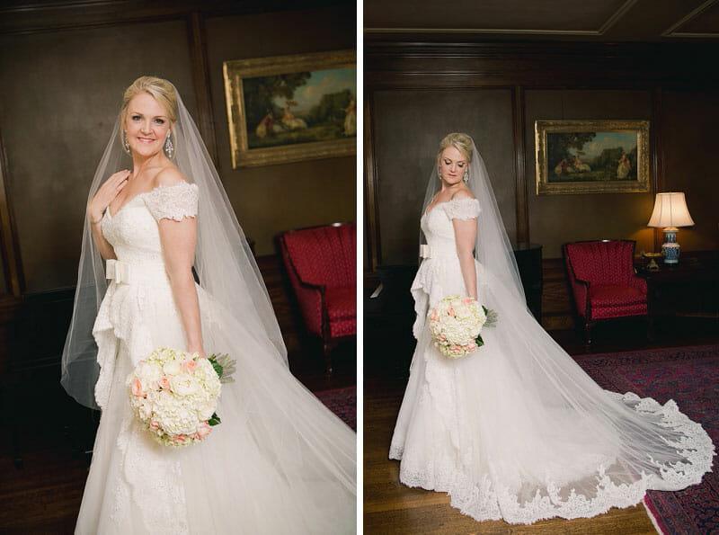 Bridal Portraits At Aldredge House Dallas 09