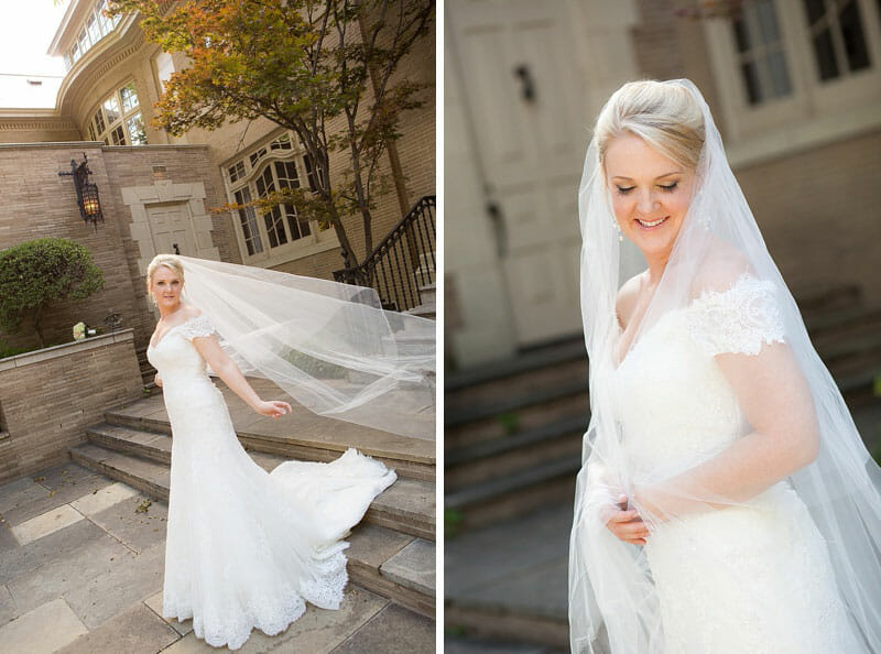 Bridal Portraits At Aldredge House Dallas 11