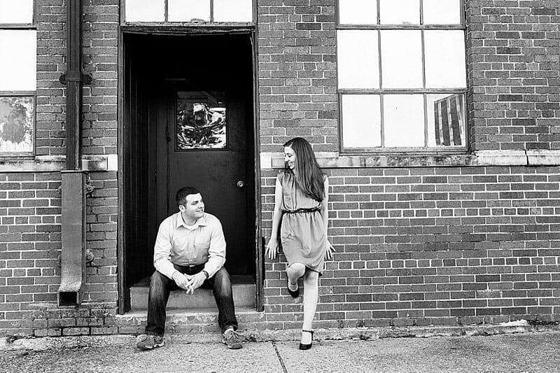 Hilary And Mark Engagement Photos At Louisiana Tech 23