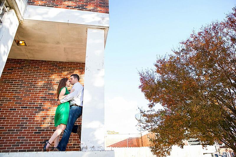 Hilary And Mark Engagement Photos At Louisiana Tech 24
