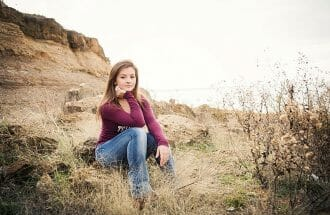 Gabby Senior Pictures At Rock Ledge Park 07