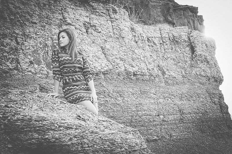 Gabby Senior Pictures At Rock Ledge Park 13