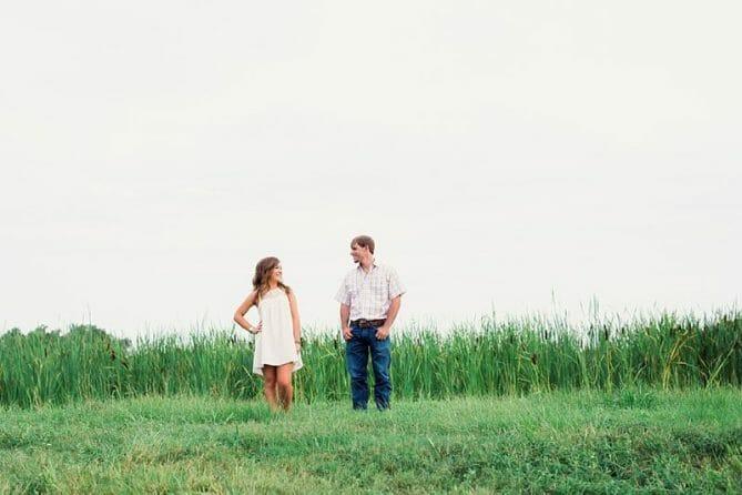 Katie And Jordan Engagement Session In Geismar Louisiana 001