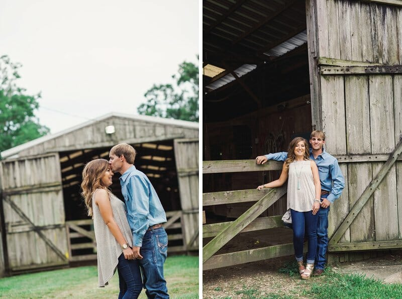 Katie And Jordan Engagement Session In Geismar Louisiana 006