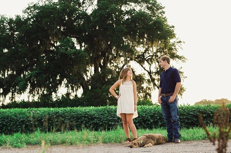 Katie And Jordan Engagement Session In Geismar Louisiana 017
