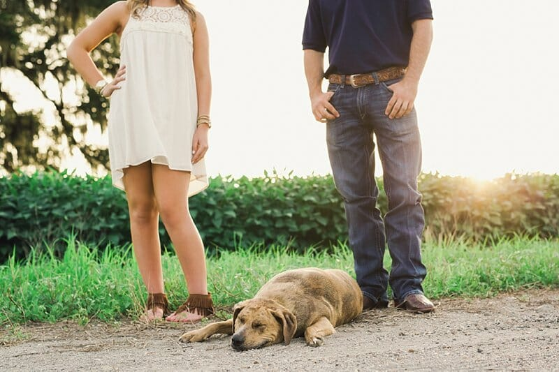 Katie And Jordan Engagement Session In Geismar Louisiana 018
