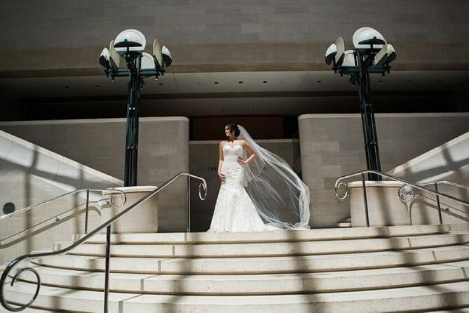 Bridal Photos At Myereson Symphony Center Dallas 01