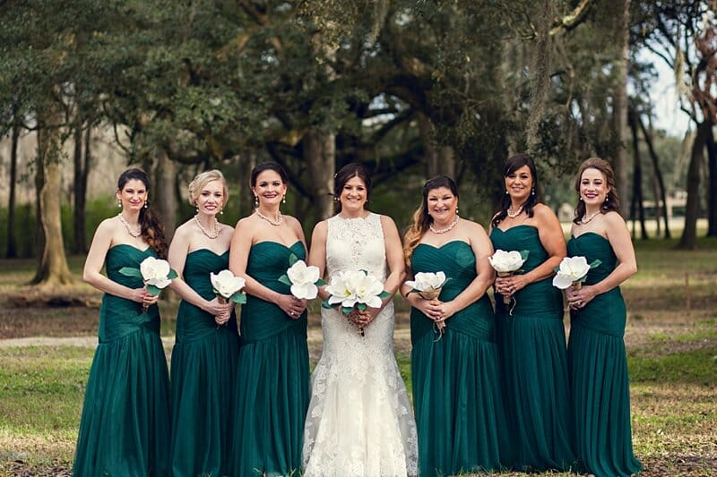 Destrehan Plantation Louisiana Wedding 06