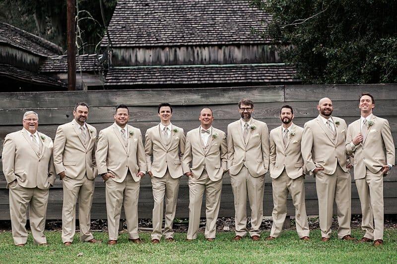Destrehan Plantation Louisiana Wedding 11
