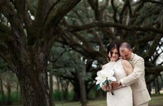 Destrehan Plantation Louisiana Wedding 14