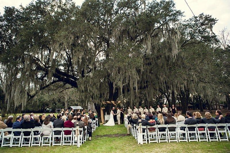 Destrehan Plantation Louisiana Wedding 20