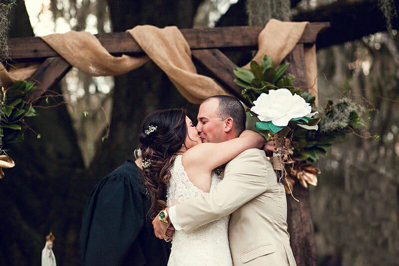 Destrehan Plantation Louisiana Wedding 23